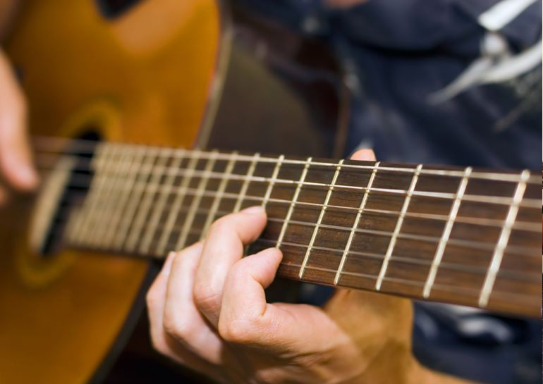 Cours guitare Beaconsfield