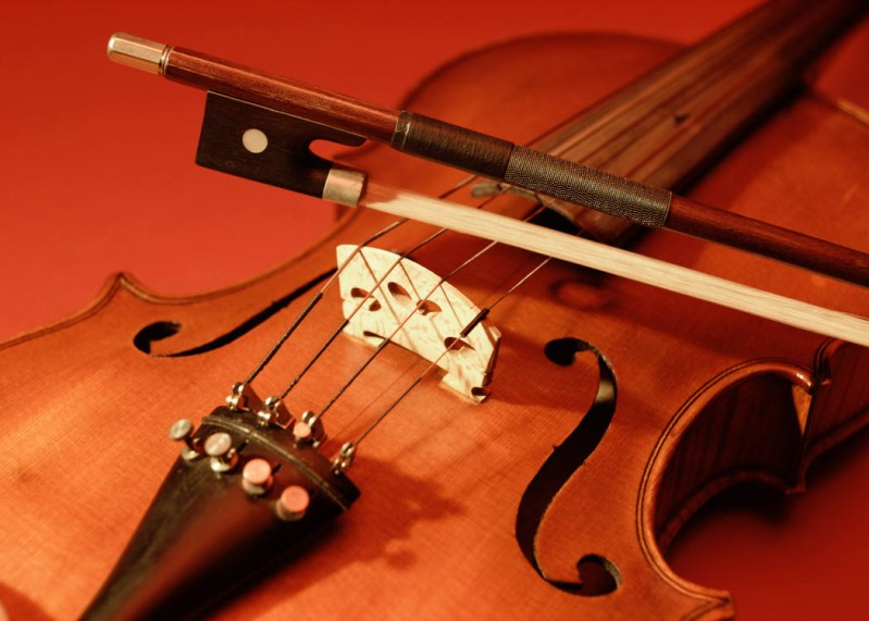 Violin Lessons Pierrefond